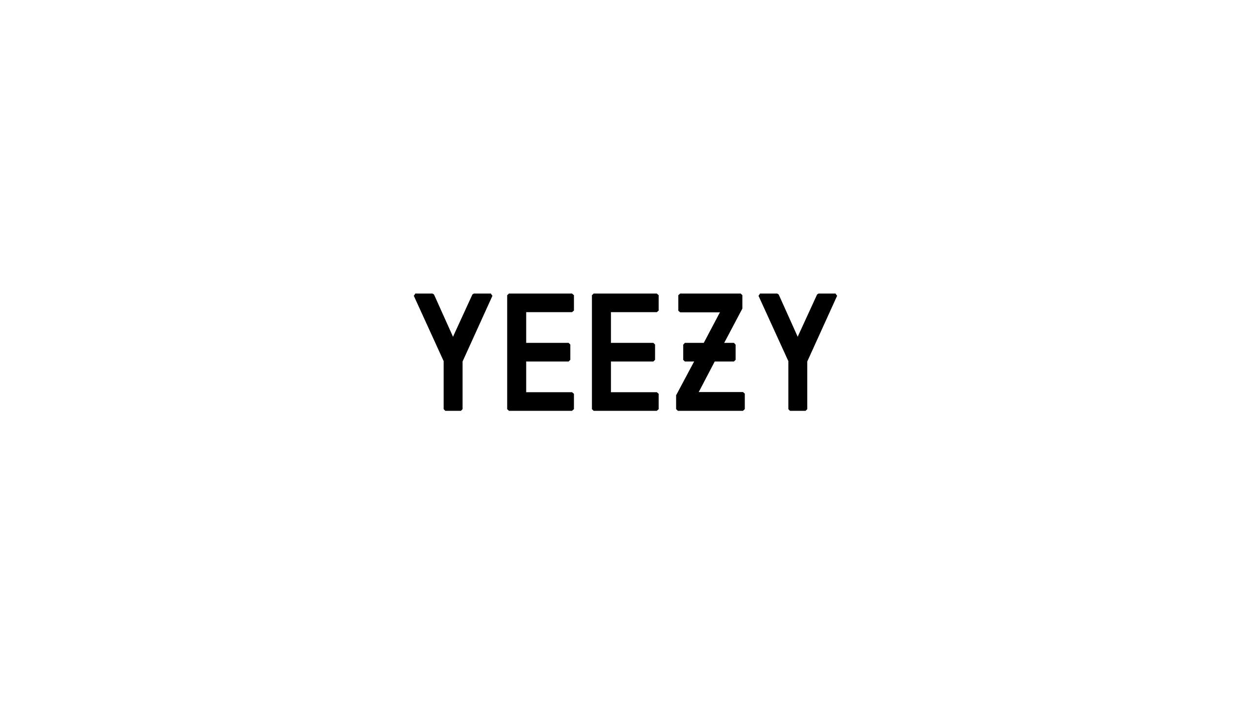 Yeezy White Wallpaper